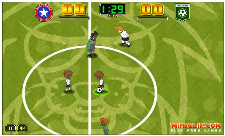 miniclip soccer stars